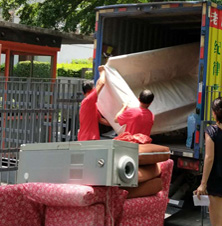 提供家庭各种家私搬家服务